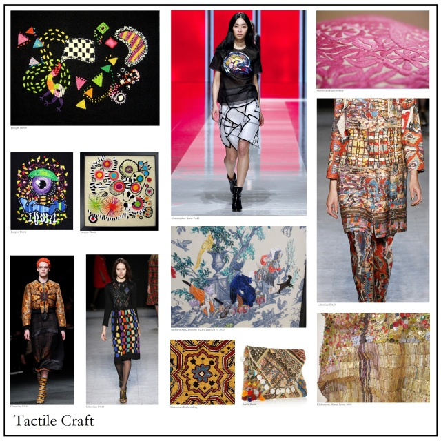 fall 2015 trend forecast: tactile craft